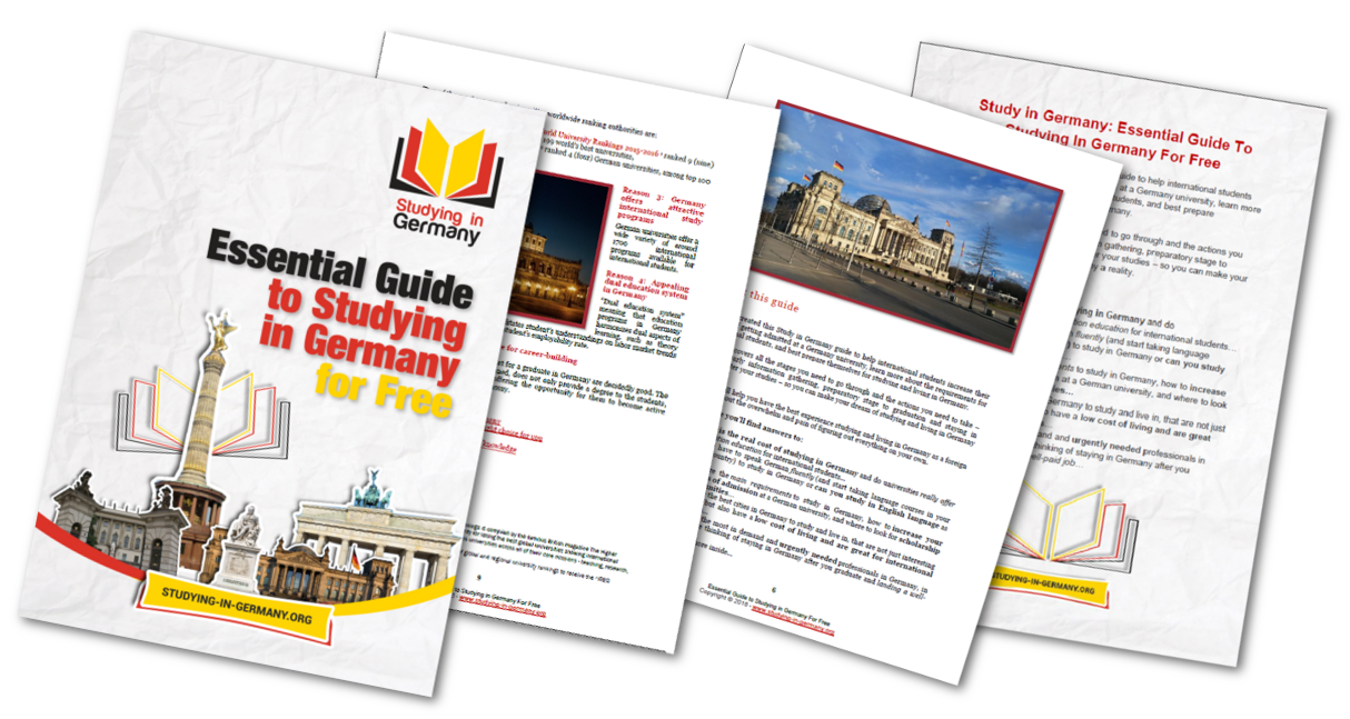 Study In Germany Essential Guide To Studying In Germany For Free