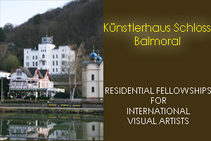 2014 Residential Fellowships for International Visual Artists in Germany