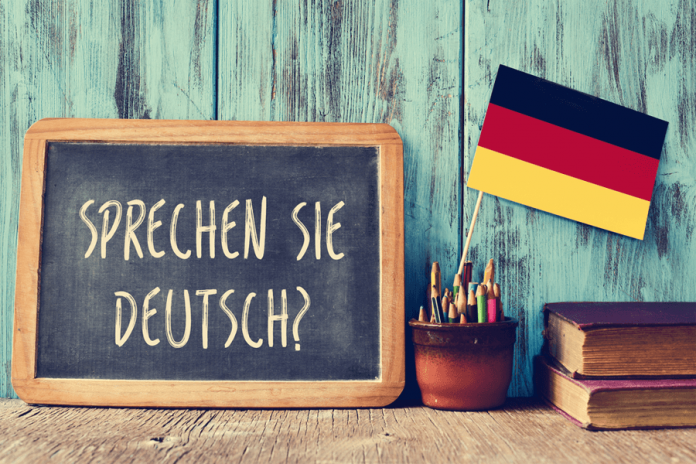 list of 30 most used german words