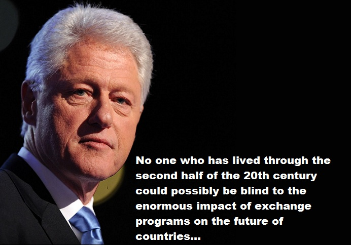 bill clinton student quotes quotesgram