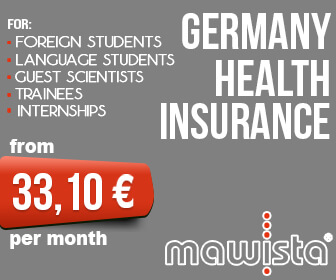 Mawista.com - Health Insurance for International Students in Germany