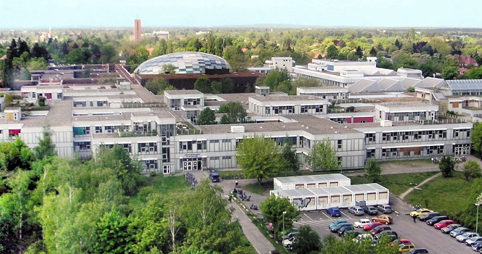 Freie Universität in Berlin