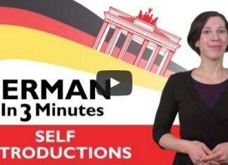 Learn How to Introduce Yourself in German