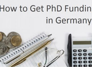 How to get PhD Funding in Germany