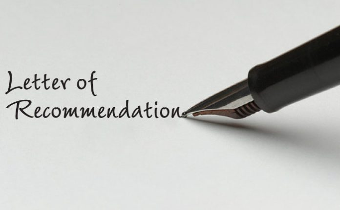 How To Write A Recommendation Letter Study In Germany For Free