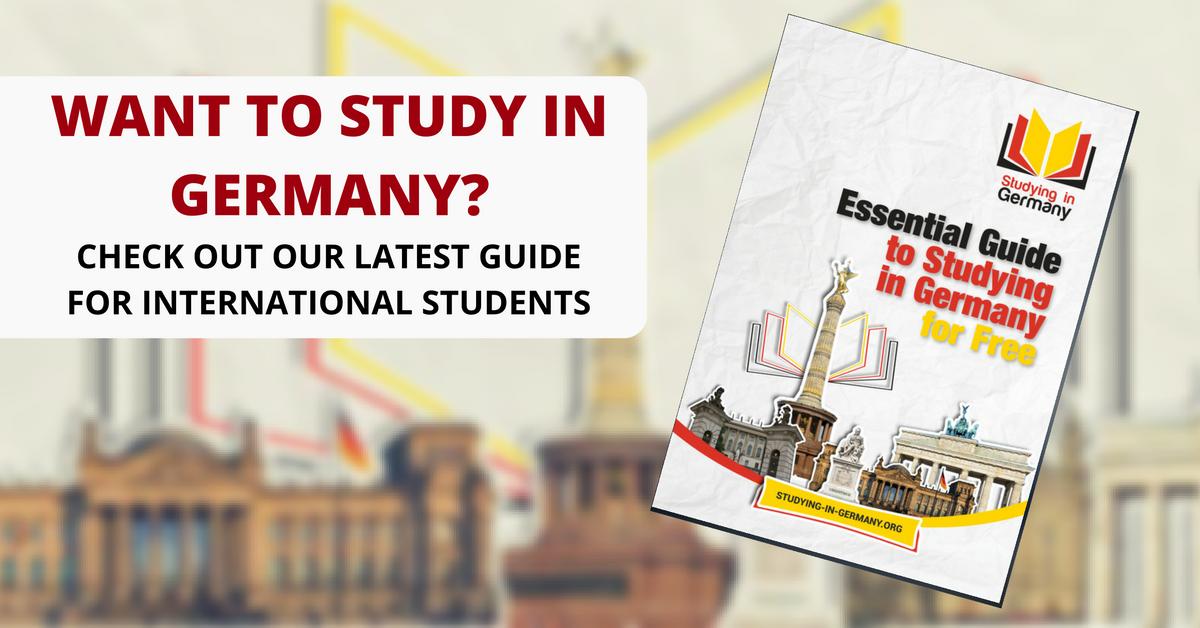 Study music germany free