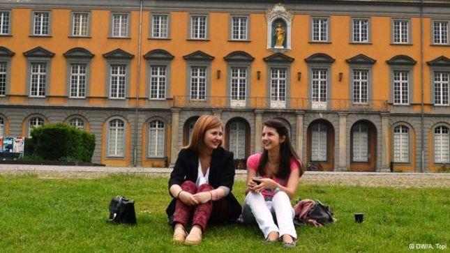 Studentë shqiptarë në Gjermani