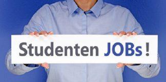 Als Student in Deutschland jobben
