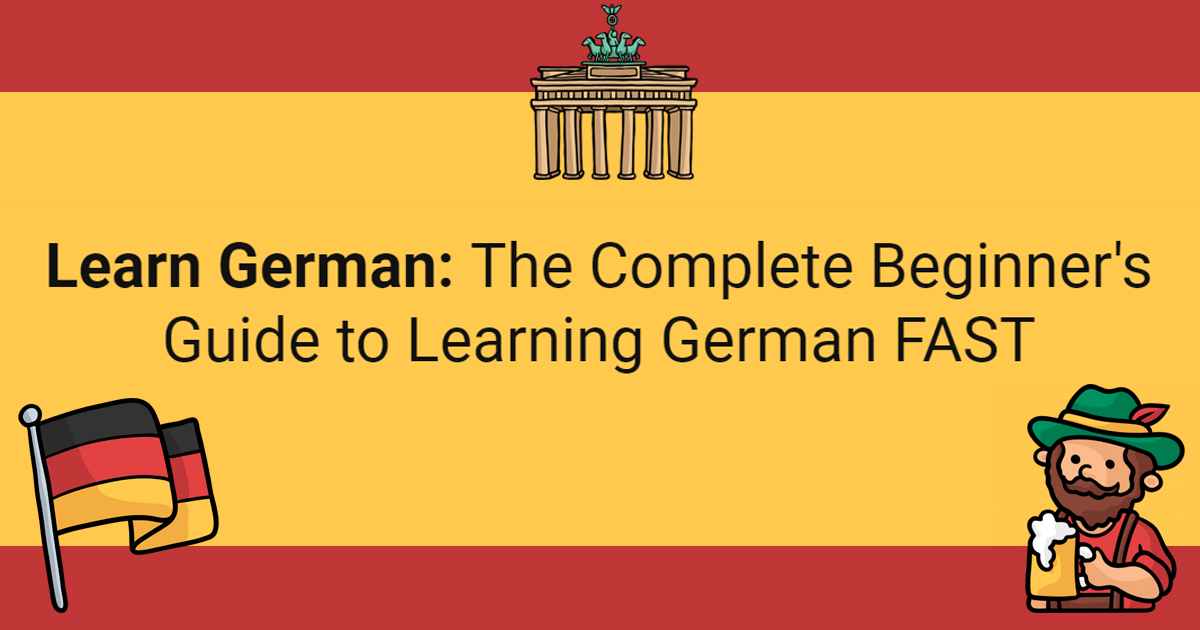 Learn German Online - The Complete Guide to Learn German
