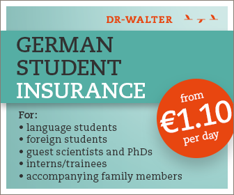 German Student Insurance by DR-WALTER
