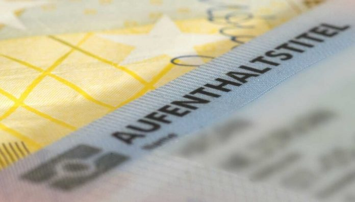 student residence permit germany
